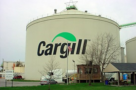 U.S. lifts restrictions against Cargill Canada plant