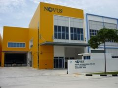 Novus opens new blending plant in Singapore for animal feed supplements