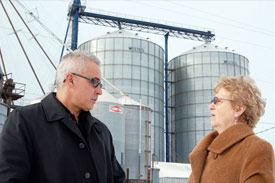 Newfoundland feed grain facility to get upgrades