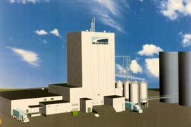 Plans for $10 million feed mill unveiled