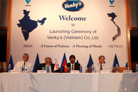 VH to set up poultry feed manufacturing unit in Bangladesh