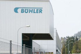 Bühler invests in upgrading and expanding it's Uzwil plant
