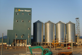 New Hope Group plans up to 20 new feed plants in Southeast Asia